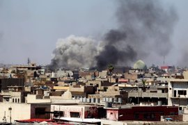 Las fuerzas de Irak expulsan a Estado Islámico de un nuevo barrio de la zona occidental de Mosul