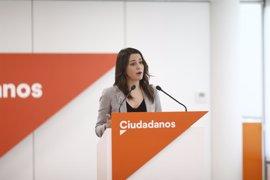 Ciudadanos no ve la reunión de Puigdemont con congresistas de EEUU como un apoyo a su causa