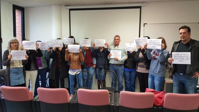 UGT anuncia posible huelga