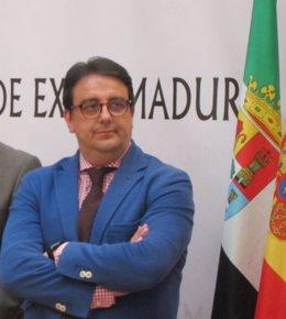Vergeles Durante El Acto En Mérida