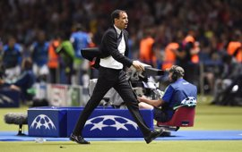 Allegri sólo ha ganado uno de sus siete partidos contra el Barça