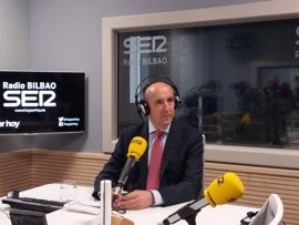 """Gobierno vasco ve """"incompatible"""" con la actual sociedad vasca que ETA subsista"""