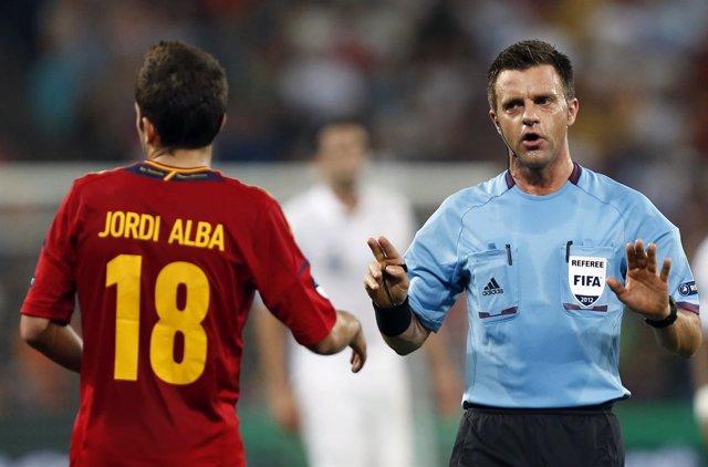 El italiano Nicola Rizzoli dirigirá el España-Holanda