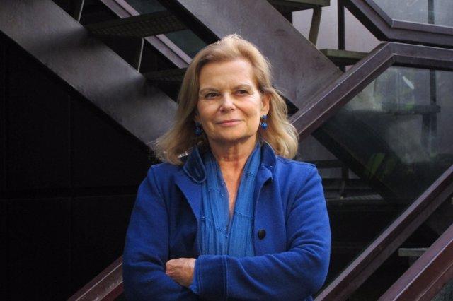 La escritora mallorquina Carme Riera