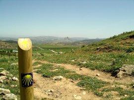 La Diputación promociona el Camino Mozárabe de Málaga con señalización en sus casi 100 kilómetros