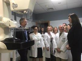 El Hospital de Osuna (Sevilla) incorpora un quirófano para técnicas del dolor y un mamógrafo que mejora el diagnóstico