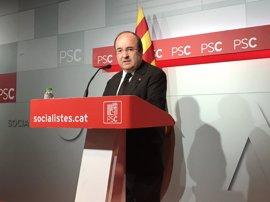 El PSC despedirá a Carme Chacón el miércoles 19 e invita a Zapatero y Javier Fernández