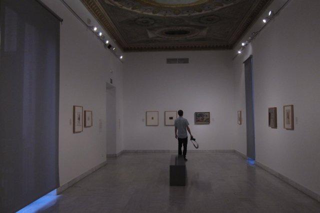 Exposición 'Altres Artistes A La Donació Picasso 1970'
