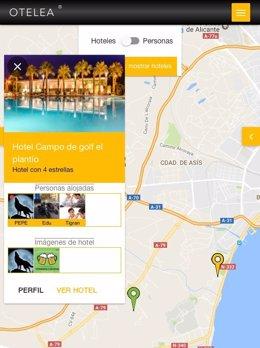 Otelea, primera red social para hoteles en España