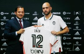 Zaza pasa a ser jugador del Valencia hasta 2021
