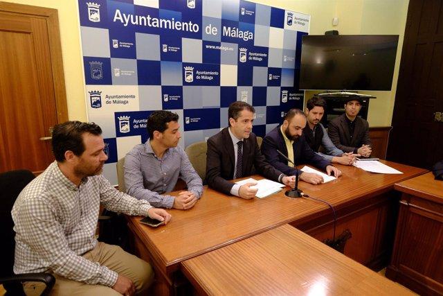 Promálaga acciones inversores startups conde cortés