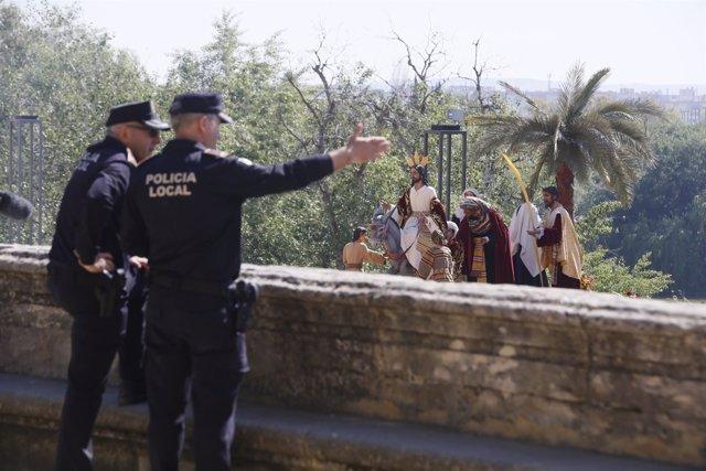 Imagen del Domingo de Ramos en Córdoba
