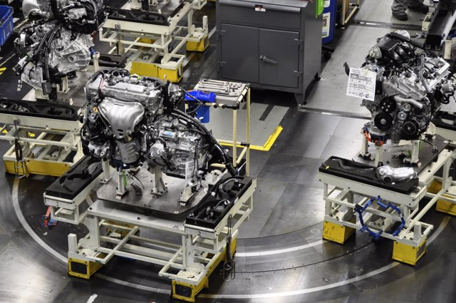 Planta de Toyota en Kentucky (EEUU)