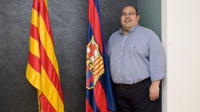 Llaneza, director scouting Barça basket