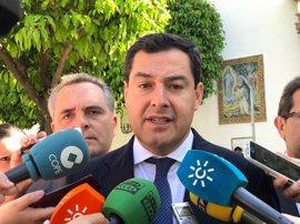 """Moreno avisa, de cara a los congresos provinciales: """"La confrontación a veces deja cicatrices difíciles de curar"""""""