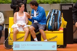 Arruabarrena y Sorribes, invitadas al Mutua Madrid Open