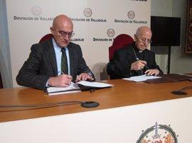 Diputación y Arzobispado de Valladolid destinan 875.000 euros para conservar iglesias y ermitas