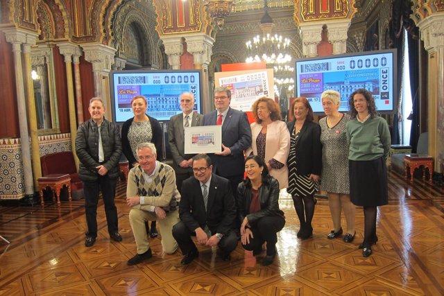 Cupón ONCE Ayuntamiento De Bilbao