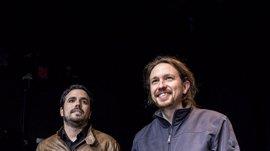 Unidos Podemos cerró la campaña de 2016 debiendo más de medio millón a sus proveedores