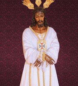 Nuestro Padre Jesús Cuativo de Málaga Señor de Málaga imagen muy venerada
