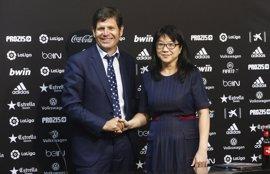 Layhoon Chan dejará la presidencia del Valencia
