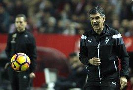 Mendilibar renueva con el Eibar una temporada más