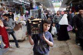 Más de la mitad de los iraquíes, en situación de inseguridad alimentaria