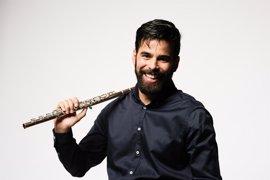 El primer flauta de la Orquesta de la Ópera de Gotemburgo ofrece un concierto en la Diputación de Badajoz