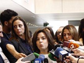 """La vicepresidenta, sobre Chacón: """"Se supo ganar el respeto de todos"""""""