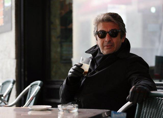 Entrevista con Ricardo Darín por la película Nieve negra