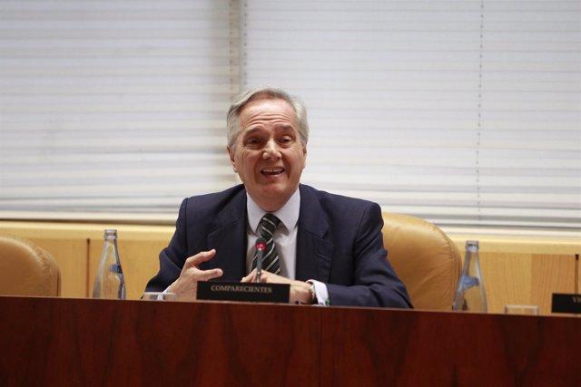 El exdiputado del PP Pedro Gómez de la Serna