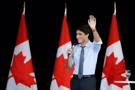Trudeau, partidario de estudiar sanciones más fuertes a Rusia por su actuación en Siria