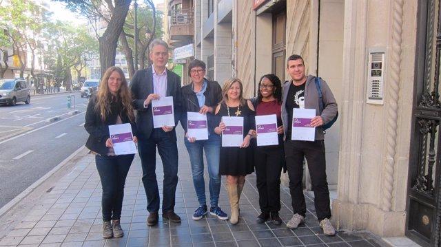 Presentación De 'Obrint Podem'