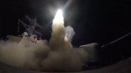 La Casa Blanca deja abierta la posibilidad de nuevos bombardeos contra el régimen sirio