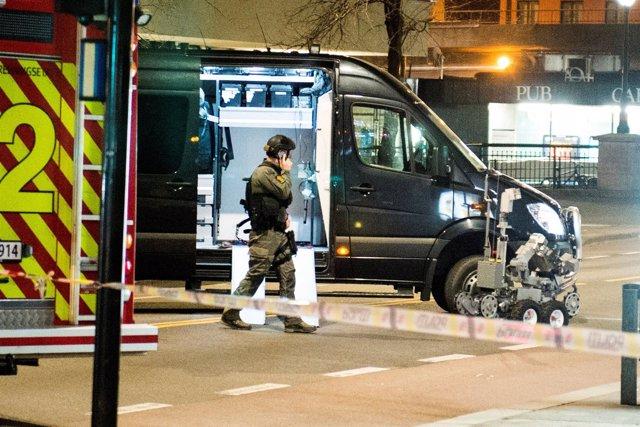 La Policía de Noruega detona un artefacto explosivo hallado en Oslo