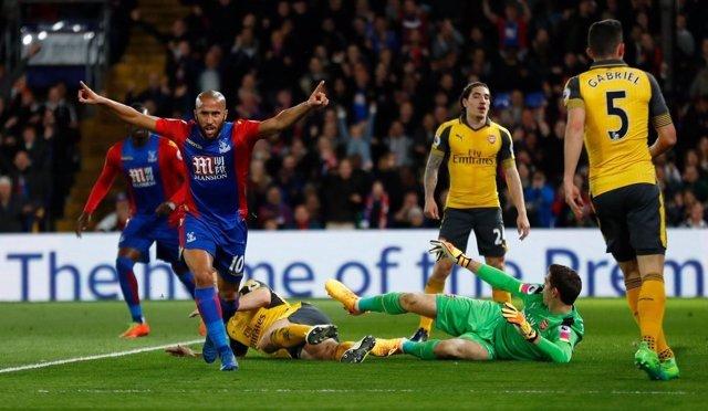 Arsenal Crystal Palace Premier