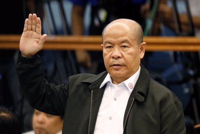 Arturo Lascanas, exmiembro de un escuadrón de la muerte de Duterte
