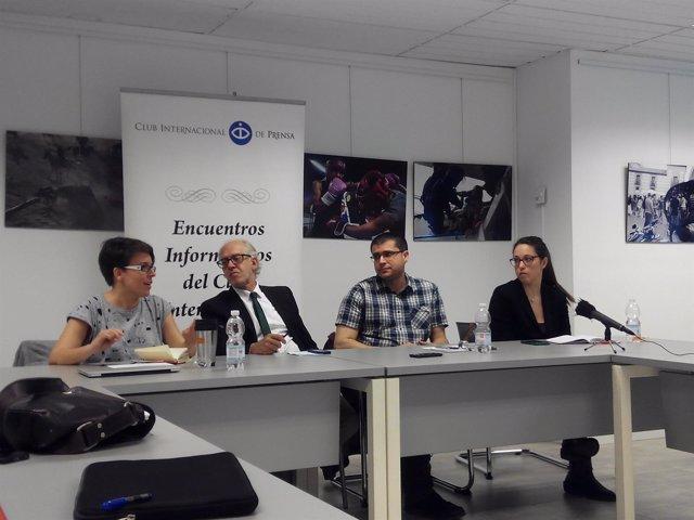 Periodistas que destaparon los 'Papeles de Panamá' en España