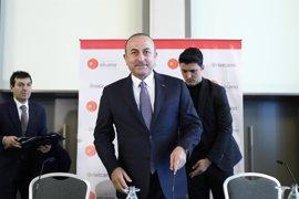 Cavusoglu asegura que el régimen sirio sigue teniendo armas químicas y que hay que impedir que las use