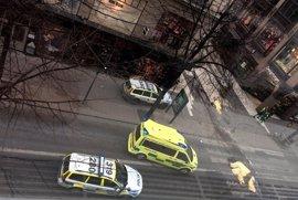El detenido por el atentado de Estocolmo admite que fue el autor del ataque