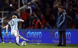 Bauza deja de ser seleccionador argentino