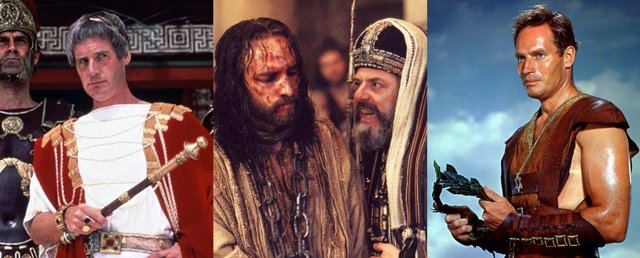 Semana Santa de cine
