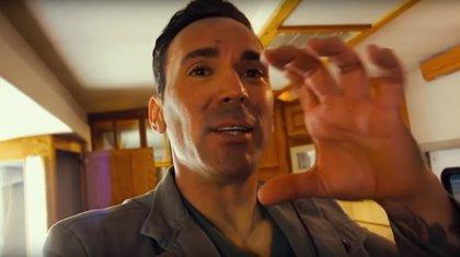 Power Rangers: Jason David Frank, el ranger verde, publica un vídeo del rodaje de su cameo