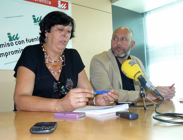 Teresa Fernández, vicealcaldesa de Fuenlabrada