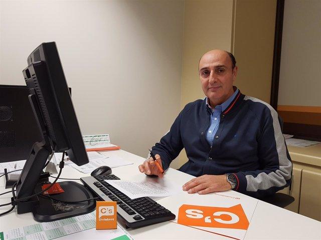 Luis Carlos Fernández Tejerina.