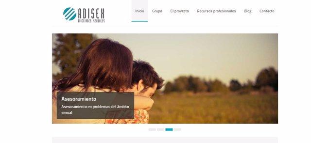 Primera Plataforma digital de tratamiento online de la adicción al sexo