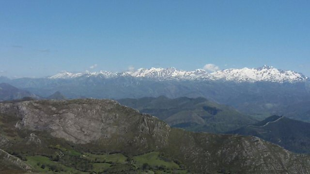 Montaña, turismo rural, Asturias, paisaje