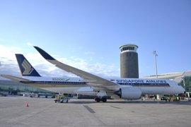 Singapore Airlines operará dos vuelos semanales entre Barcelona y Singapur sin parada en Milán