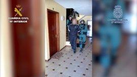 Una operación de Tres Cantos y Valladolid desarticula una banda dedicada al robo de coches