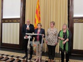 El TSJ de Cataluña pide al Parlament más documentación en la causa contra Forcadell y le da 7 días para entregarla